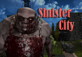 Sinister City Giveaway