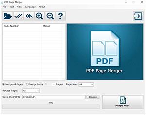 PDF Page Merger Pro 1.3 Giveaway