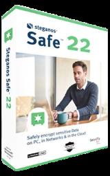 Steganos Safe 22 Giveaway