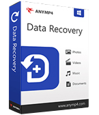 AnyMP4 Data Recovery 1.1.20 Giveaway