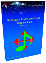 GiMeSpace TouchSpace Synth 1.0.6.19 Home  Giveaway