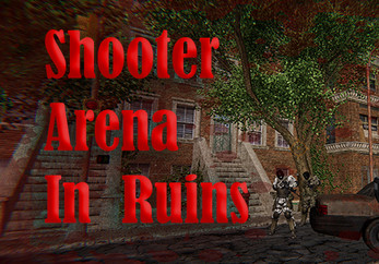 Shooter Arena In Ruins Giveaway