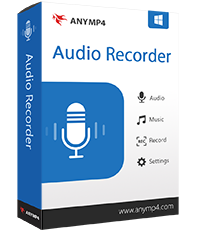 AnyMP4 Audio Recorder 1.0.12 Giveaway