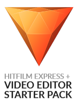 HitFilm Express (Win&Mac) + Edit: Starter add-on pack Giveaway