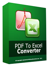 PDF To Excel Converter 4.8.9 Giveaway