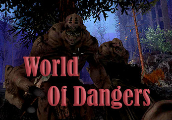World Of Dangers Giveaway