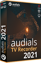 Audials TV Recorder 2021 Giveaway