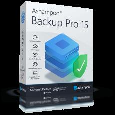 Ashampoo Backup Pro 15 Giveaway