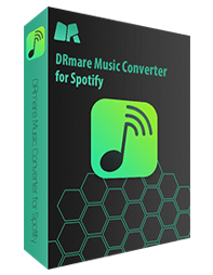 DRmare Spotify Music Converter 1.9.0 Giveaway