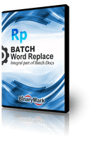 Batch Word Replace Professional 5.6 Giveaway