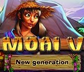 Moai V New Generation Giveaway