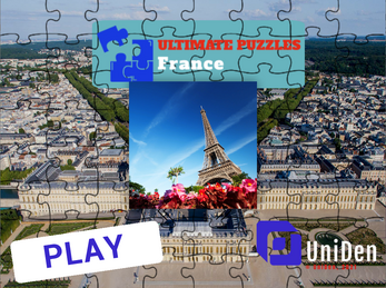 Ultimate Puzzles France Giveaway