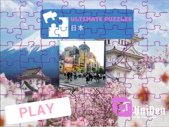 Ultimate Puzzles Japan Giveaway