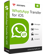 AnyMP4 WhatsApp Transfer 9.0.66 for iOS  Giveaway