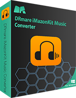 DRmare iMazonKit Music Converter for Windows 1.4.0 Giveaway