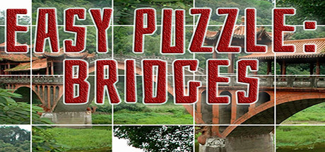 Easy puzzle: Bridges Giveaway