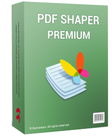 PDF Shaper Premium 10.9 (Lifetime) Giveaway