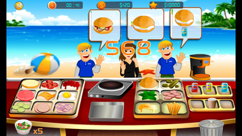 Beach Cafe Master Chef Giveaway