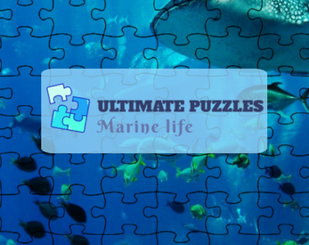 Ultimate Puzzles Marine Life Giveaway