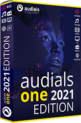 Audials One 2021 Edition Giveaway