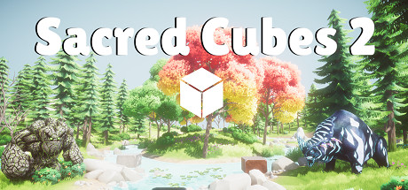 Sacred Cubes 2 Giveaway