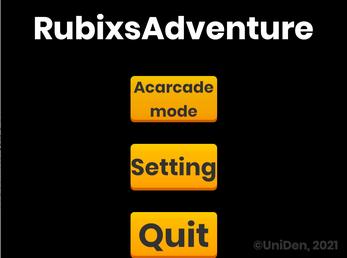 Rubixs Adventure Giveaway