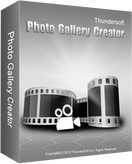 ThunderSoft Photo Gallery Creator 3.4.0 Giveaway