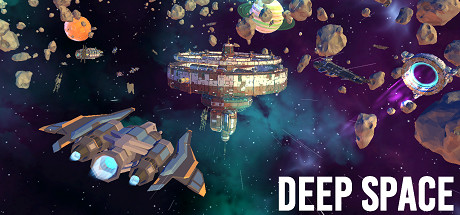 Deep Space Giveaway