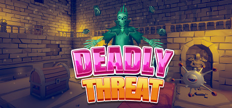 Deadly Threat Giveaway