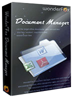 WonderFox Document Manager 1.2 Giveaway