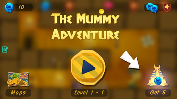The Mummy Adventure Giveaway