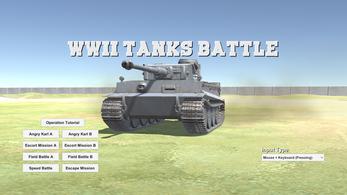 WWII Tanks Battle Giveaway