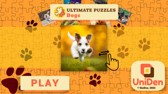 Ultimate Puzzles Dogs Giveaway