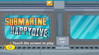 Submarine Happy Dive Giveaway