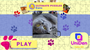 Ultimate Puzzles Cats Giveaway