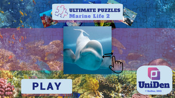 Ultimate Puzzles Marine Life 2 Giveaway
