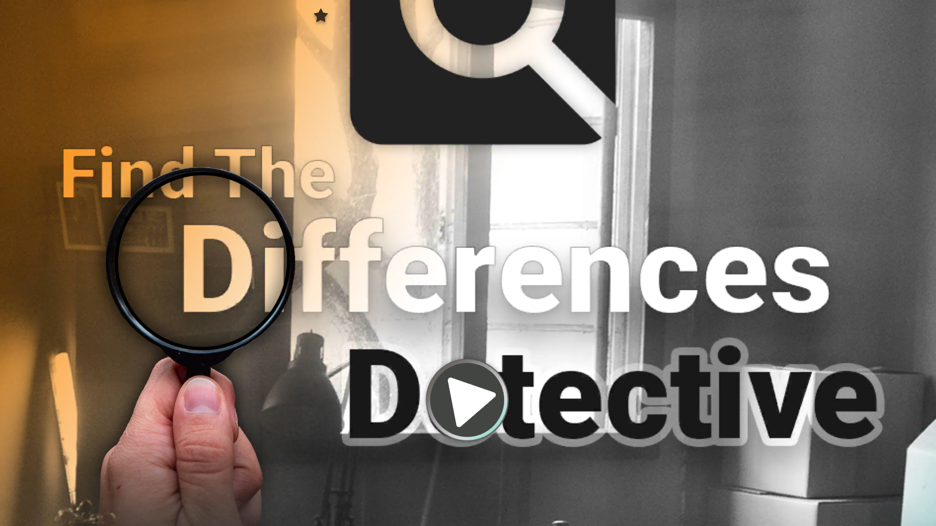 Find The Differences Detective Giveaway
