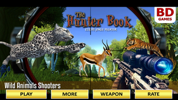 The Hunter Book Giveaway
