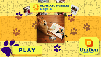 Ultimate Puzzles Dogs 2 Giveaway