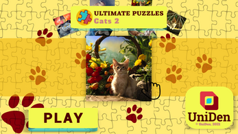 Ultimate Puzzles Cats 2 Giveaway