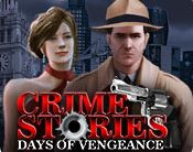 Crime Stories: Days of Vengeance Giveaway