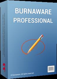 BurnAware Professional  Giveaway