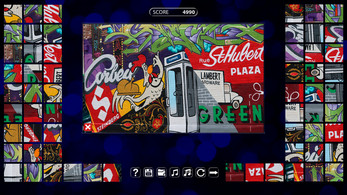 Street art puzzles Giveaway