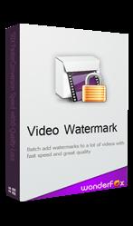 WonderFox Video Watermark 3.3 Giveaway