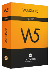 WebSite X5 Go 2021.4