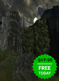 Dark Castle 3D Screensaver