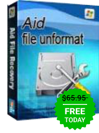 Aidfile Format Drive Recovery 3.672