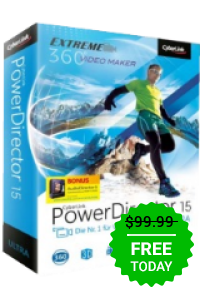CyberLink PowerDirector 15