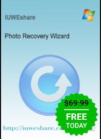 Resultado de imagen para IUWEshare Any Data Recovery Wizard 7
